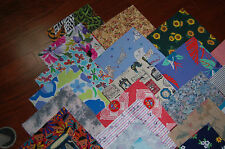 "Lot#a, 50pcs quilt,sewing blocks, cotton,  layer cake 10"" squares-grab bag"