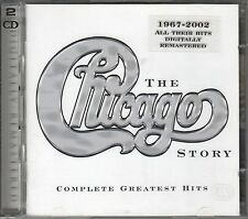 Chicago 2 CD 's the story 1967-2002 complete Greatest Hits