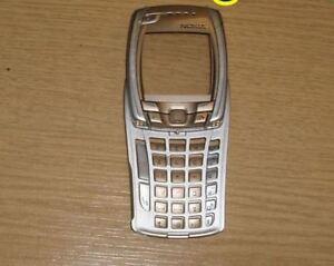 Genuine Nokia 6810 Front Cover Fascia Housing & Inner Keypad