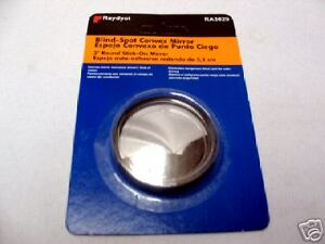 """TWO-2"""" BLIND SPOT CONVEX  MIRRORS  RA3029"""