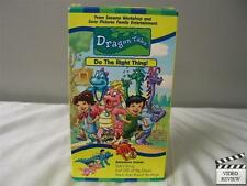 Dragon Tales - Do The Right Thing! VHS