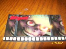 MARS ATTACKS! PROMO TRADING CARD