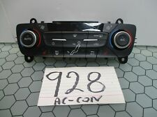 15 16 17 Ford Focus Ac and Heater Control Used Stock #928-Ac