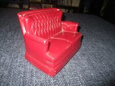 Vntg Sindy Doll Furniture Couch Marx 1978 Toy
