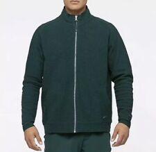 Nike RF Roger Federer Tennis Full-Zip Jacket AH8913-303 Midnight Spruce Size M