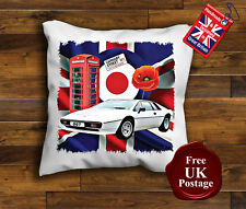 Esprit Cushion Cover, Esprit Cushion, Union Jack Cushion, James Bond Car,