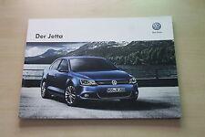 171663) VW Jetta Prospekt 11/2012