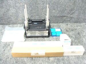 Millipore Pellicon Tangential Flow Cassette Filter Holder + TFF Cartridges & +++