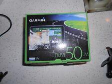 Garmin nuvi 50LM 5-Inch Widescreen GPS Navigator ~ORIG BOX+MANUAL+MORE+BUNDLE~!!