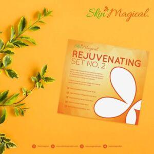 Skin Magical Rejuvenating Skin Care Set #2 -Maintenance Set Original Package