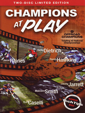 CHAMPIONS AT PLAY - OFFROAD LEGENDS - 2 DVD PACK (CLEARANCE PRICE)