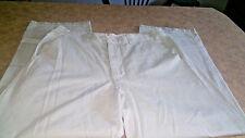 Men's ~Levi's Flat Front Casual Pants - San Francisco Cream~ 36x30