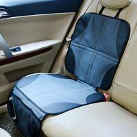 Ohuhu Car Seat Protector Infant Cover Mat Baby Pad Waterproof DuoMat Black NEW