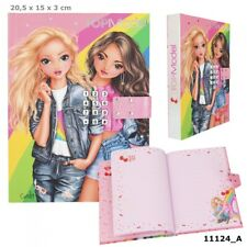 TOPModel Tagebuch Depesche Christy mit Pandapulli Depesche 8929 /& Glitterstifte