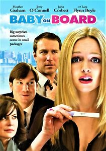 """35mm Feature """"Baby On Board"""" 2009 - New Print WORST MOVIE EVER MADE! 1 Star"""
