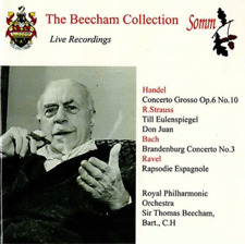 CLASSICAL V.A.-THE BEECHAM COLLECTION - HANDEL / R. STRAUSS...-JAPAN CD F30
