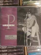 José Feliciano – Serie Platino - 20 Exitos NEW Sealed CD Jose Greatest Hits