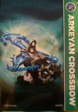 Arkeyan Crossbow Skylanders Swap Force Stat Card Only!