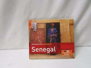 The Rough Guide to the Music of Senegal ~ 2xCD Special Ed Bonus CD by Daby Balde
