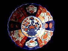 1890s Oriental Japanese Arita Imari Meiji Victorian era Porcelain Rice/Slop Bowl