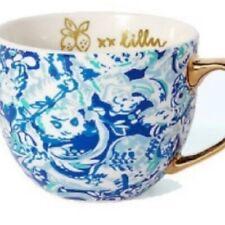 New ~ Lilly Pulitzer Capuccino Mug ~ 60 Animals (G49)