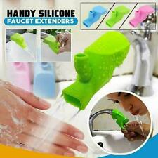 Silicone Kitchen Water-saving Extension Tap Filter Nozzle Faucet Extender