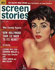 Screen Stories magazine - July 1961, excellent