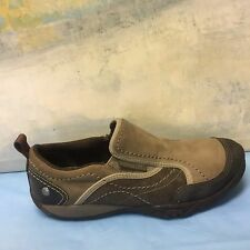 Merrell Mimosa MOC Gray Womens Shoes Size 6.5 M Athletic