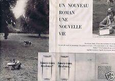 Coupure de presse Clipping 1959 Françoise Sagan  (4 pages)