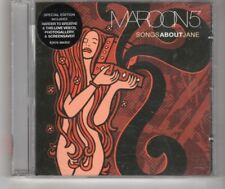 (HN140) Maroon 5, Songs About Jane - 2004 CD