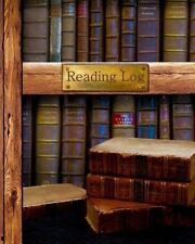 Reading Log : Gifts for Book Lovers / Reading Journal [ Softback * Large (8 X...