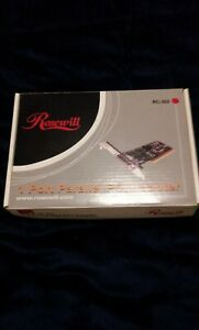 Rosewill RC-302 Parallel Port PCI Card (for printers, etc. - SPP, EPP, ECP)