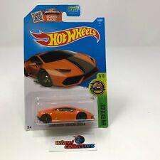 SALE!  Lamborghini Huracan LP610-4 #76 * Orange * 2016 Hot Wheels * ZC28