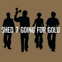 Shed 7 - Going For Gold - New Remastered 180g Vinyl 2LP + MP3