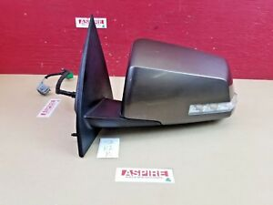 2007-2010 Saturn Outlook Door Mirror W/ Turn Signal Left Driver Side Heated  OEM