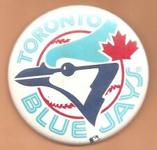 TORONTO BLUE JAYS ~ Classic Logo Officially Licensed Button