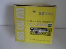 ICOM-290H..(ORGINAL PACKAGING-BOX & INSERTS ONLY)..........RADIO_TRADER_IRELAND.