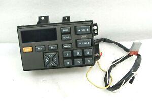 GMC Chevy Silverado Suburban Sierra digital radio control face display OEM 88-94