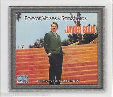 SEALED Tesoros de Coleccion - Javier Solis Boleros Valses y Rancheras BRAND NEW