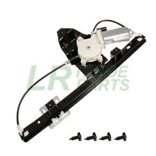 LAND ROVER FREELANDER 1 REAR RHS WINDOW REGULATOR & MOTOR CVH101202 DRIVERS O/S