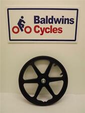 "20"" REAR BLACK MAG Cycle / Bike / BMX Wheel"