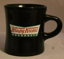 533041b9142 Krispy Kreme Doughnuts Black Coffee Cup Mug M Ware Huaguang Made in China