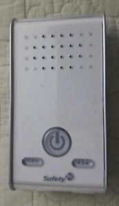 Safety 1st 08024 High Def Digital Audio Baby Monitor with DECT 6.0 1000ft Range