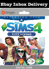 The Sims 4 City Living PACK [PC/MAC] ORIGIN DOWNLOAD KEY Delivered NOW