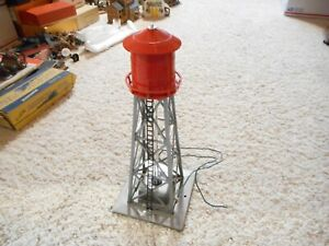 S SCALE AMERICAN FLYER #772 WATER TOWER