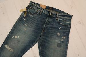 Polo Ralph Lauren Sullivan slim fit  jeans size W34 L32