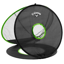 CALLAWAY TRIPLE TRAGET GOLF PRACTICE CHIPPING NET / GOLF SHORT GAME PRACTICE AID