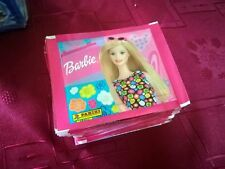 PANINI BARBIE 2000 - 100 packs packets tute bustine sobres 500 stickers