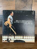 Bruce Springsteen & The E Street Band Live 1978-1985 5 LP Box Set