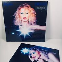 Kylie Minogue Disco Limited Edition Marbled Double Vinyl - New & Sealed + Photo